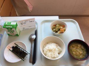 脊柱管狭窄症 入院食